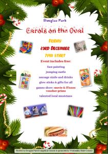 Carols on the Oval